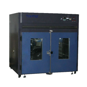 Customization Large Capacity Double Door Industrial Hot Air Oven pictures & photos