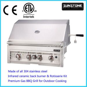 304 Stainless Steel Outdoor Gas Grill