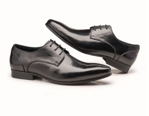 Slip On Round Toe Men Formal Dress Shoes Oxford Style