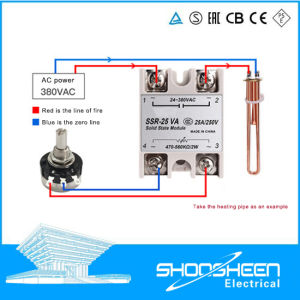 [SCHEMATICS_49CH]  China Single Phase Fotek Type Solid State Relay SSR 80dd 3-32VDC Input to  5-60VDC Output - China Relay, Solid State Relay | Fotek Ssr 40 Wiring Diagram |  | Shanghai Shushang Co., Ltd.
