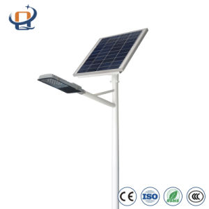 Low Power Consumption LED Manufacturing Lamp with Hot-DIP Galvanized Steel Pole