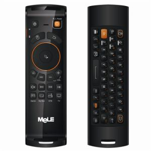 Melo F10 Mini Air Mouse Keyboard for Android TV Box / Set Top Box / HTPC / IPTV / Games in Stock Now 2.4GHz Wireless Air Mouse pictures & photos