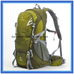Factory OEM Large Capacity Mountaineering Backpack Bag, Outdoor Hiking Backpack Bag, Multi-Functional Climbing Camping Backpack