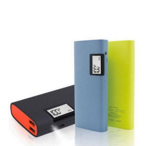 18650 Power Bank 15000mAh Mobile Charger for All Phones