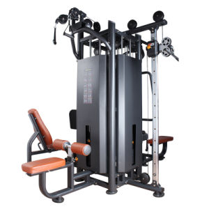 Free Motion Gym Machine Fitnes Multi Jungle 4 Station pictures & photos