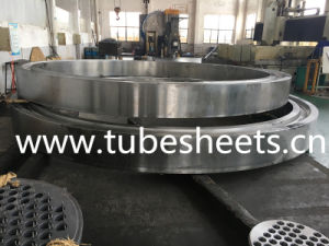 Large Size Customized Stainless Steel Flange