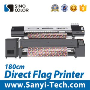 Quality Textile Digital Sinocolor Fp-740 Direct Flag Printer pictures & photos