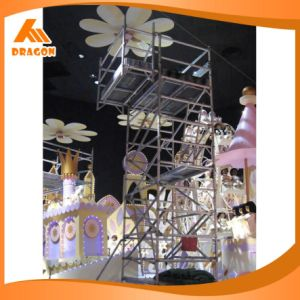 Used Scaffolding System, Types of Scaffolding for Sale pictures & photos