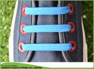 New Product Coming Elastic U Lace No Tie Shoelace pictures & photos