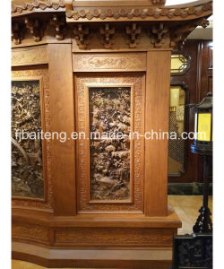 Antique Wood Decoration Accessories for Architecture pictures & photos
