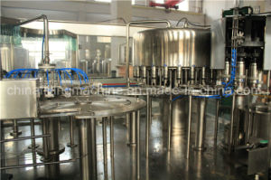 Pure Water Mineral Water Bottling Machine with Ce Certificate pictures & photos
