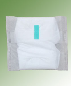 High Quality Products 100% Organic Cotton Sanitary Pads pictures & photos