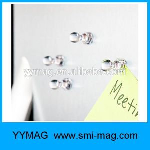 Strong Magnetic Push Pins Calendar Magnets Whiteboards Magnets pictures & photos