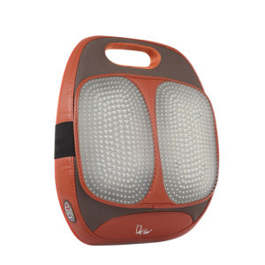 Acupuncture Pad Shiatsu Kneading Massage Cushion Back Massager pictures & photos