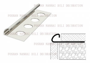 Vendor of German Market for Stainless Steel Round Tile Trim pictures & photos