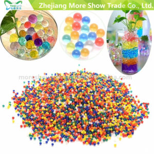 Crystal Soil Water Pearls Bio Gel Soil Water Beads for Plant pictures & photos