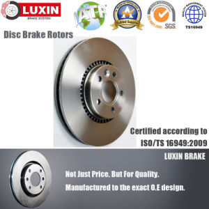 Auto Parts Disc Brake Rotor for Ford/Landrover/Volvo