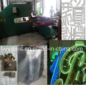 Perforated Metal Mesh Making Machine, Metal Mesh Punching Machine pictures & photos