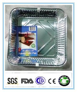 Easy Take Away and Competitive Price Aluminum Foil Food Container pictures & photos