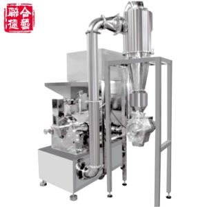High Effective Wf-50b Chinese Herbal Medicine Crusher
