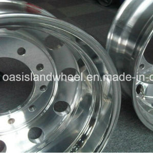 Forged Aluminium Wheels (17.5X6.00 17.5X6.75) with TUV pictures & photos