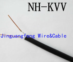 Nh-Kvv Fire-Resistant PVC Insulated and Sheathed Control Cable