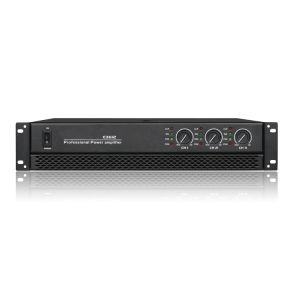 E Series Amplifier for Conference Room