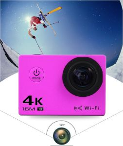 Outdoor WiFi Mini 2.0 Inch Waterproof Sports DV