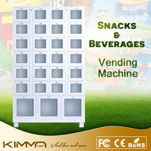 Multiple Payment Vegetables Vending Machine pictures & photos