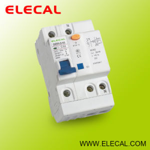 Dz55le-63 Residual Current Operated Circuit Breaker pictures & photos