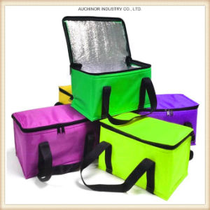 Hermal Insulated Aluminium Foil Cooler Lunch Box Whole Food Bag