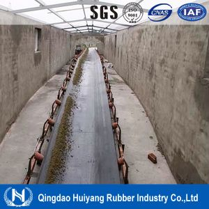 Oil Resistant Multi-Ply Fabric Rubber Conveyor Belting