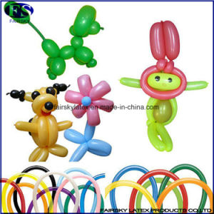 China Wholesale Party Latex Long Shape Magic Balloon pictures & photos