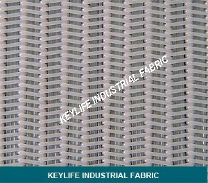 Polyester Spiral Mesh for Filtration and Washing of Coarse Grained Slurries