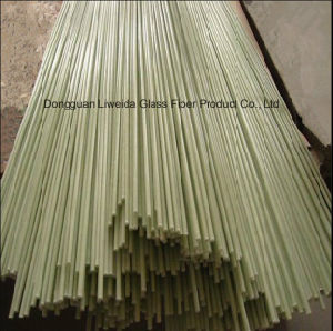Multifunction and Anti-Corrosion Glassfiber Rod, FRP/Fiberglass Stake, Flag Pole