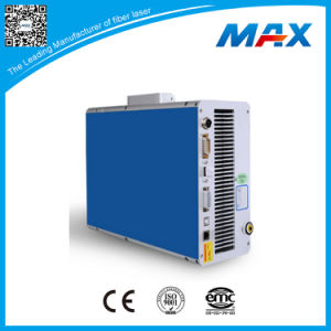 Max High Precision 20W Fiber Laser Print Machine on Metal Mps-20 pictures & photos