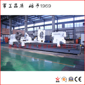 Conventional Economic Horizontal Lathe for Turning 9000 mm Cylinder (CG61100) pictures & photos