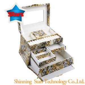 China Luxury Ladies Make up Cardboard Jewelry Gift Box China