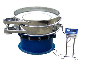 Fine Powder Ultrasonic Vibrating Screen pictures & photos