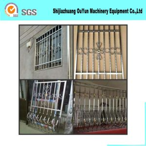 Stainless Steel Wave Pipe Machine of Home Decorative