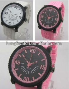 Hot Fashion Silicone Watch, Best Quality Watch 15087