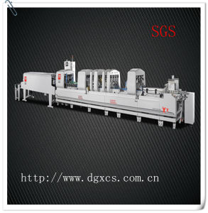Xcs-800c4c6 High-Speed 4/6 Corner Folder Gluer Machine pictures & photos