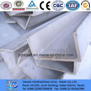 Hot Sale! ! ! Stainless Steel C-Channel 80X80mmx5mm pictures & photos