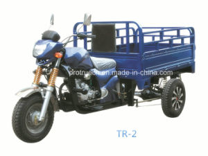 New Design Cargo Tricycle with 150cc (TR-2) pictures & photos