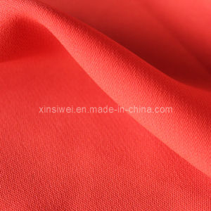 Twill Chiffon/Dobby Fabric/Polyester Jacquard Fabric for Garment pictures & photos