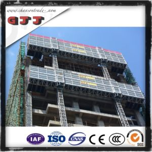 GJJ High Quality Construction Hoist for Passenger and Material Building Lifting Platform