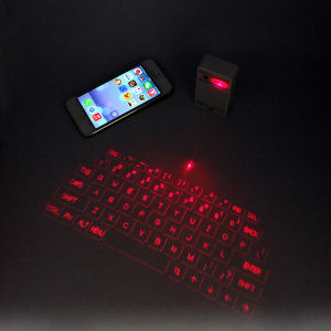 Magic Cube Wireless Virtual Laser Projection Keyboard KS JGK66