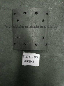 Brake Lining (OEM No.: 47441-4640) for Hino Truck pictures & photos