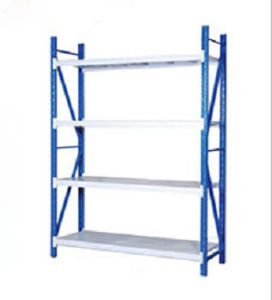 Heavy Duty Metal Warehouse Storage Rack (JT-C04) pictures & photos