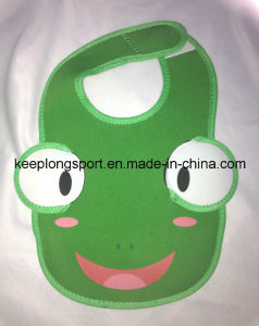 Fashion and Customized Neoprene Baby Bibs